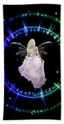 Fairy Portal Bath Towel