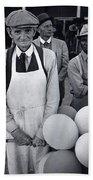 Film Homage Balloon Vender Extra The Great White Hope 1970 Globe Arizona 1969-2008 Bath Towel