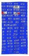 Film Homage License To Kill 1989 License Plates Ghost Town Crested Butte Colorado 1968-2012 Hand Towel