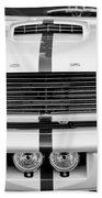 Ford Mustang Grille Emblem Bath Towel