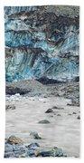 Fox Glacier Bath Towel