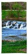 Framed Falls Bath Towel