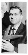 Francis Gary Powers (1929-1977) Bath Towel