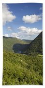 Franconia Notch State Park - White Mountains New Hampshire Usa  Bath Towel