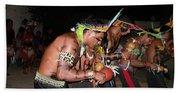 Fulnio Indians Of Brazil  Bath Towel