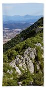 Gibraltar Rock Hand Towel