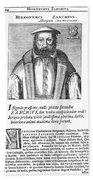 Girolamo Zanchi (1516-1590) Bath Towel