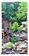 Glade Creek Grist Mill Bath Towel