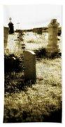Graveyard 4724 Bath Towel