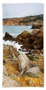 Guincho Cliffs Bath Towel