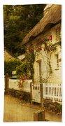 Helford Cottages Bath Towel