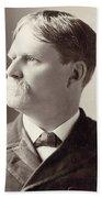 Henry Watterson (1840-1921) Bath Towel