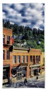 Historic Deadwood Bath Towel