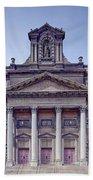 Holy Trinity Church - Chicago Bath Towel