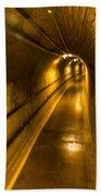 Hoover Dam Tunnel Bath Towel