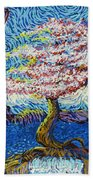 In The Flow Of Life Bath Towel