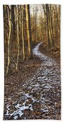 Into The Forest Bath Towel