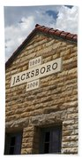 Jacksboro Texas Hand Towel