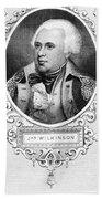 James Wilkinson (1757-1825) Hand Towel