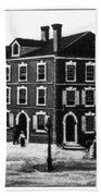 Jefferson's House, 1776 Bath Towel