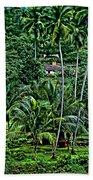 Jungle Life Bath Towel