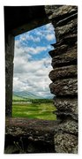 Kilchurn Castle Bath Towel