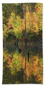 Lake Wedowee Alabama Bath Towel