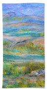 Landscape After Rassuman Bath Towel