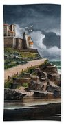 Lindisfarne Hand Towel by Ken Wood