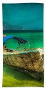 Longboat Thailand Bath Towel