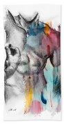 Love Colors 5 Bath Towel