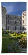 Lulworth Castle Bath Towel