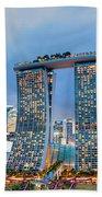 Marina  Bay Sands - Singapore Bath Towel
