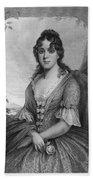 Martha Jefferson Randolph (1772-1836) Bath Towel