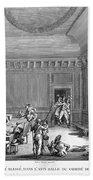 Maximilien Robespierre (1758-1794) Bath Towel