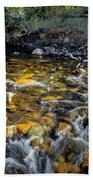 Mountain Stream Bath Towel