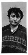 Jaoquin Martinez As Manola  Joe Kidd Set  Old Tucson 1971 Bath Towel