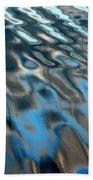 Natural Water Abstract Bath Towel