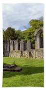 Netley Abbey Bath Towel