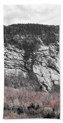 New Hampshire Mountain Bath Towel
