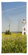 New London Range Rear Lighthouse Bath Towel