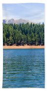 North Catamount Lake Bath Towel