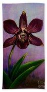 Orchid Bath Towel