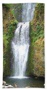 Oregon Waterfall Bath Towel