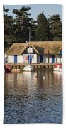 Oulton Broad Bath Towel