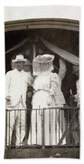 Panama Roosevelt, C1906 Bath Towel
