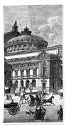 Paris Opera House, 1875 Bath Towel