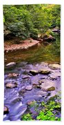 Peace And Tranquility Bath Towel