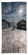 Penarth Pier 1 Bath Towel