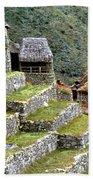 Peru: Machu Picchu Bath Towel